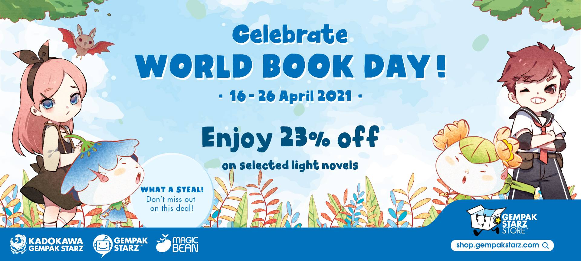 World Book Day Celebration