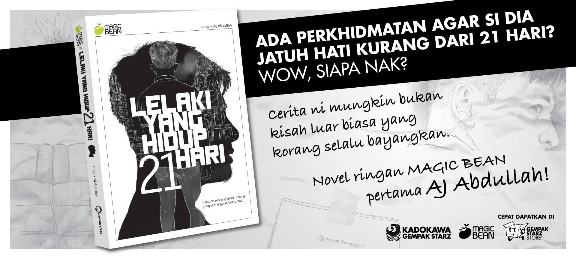MB Novel Lelaki Yg Hidup 21 Hari