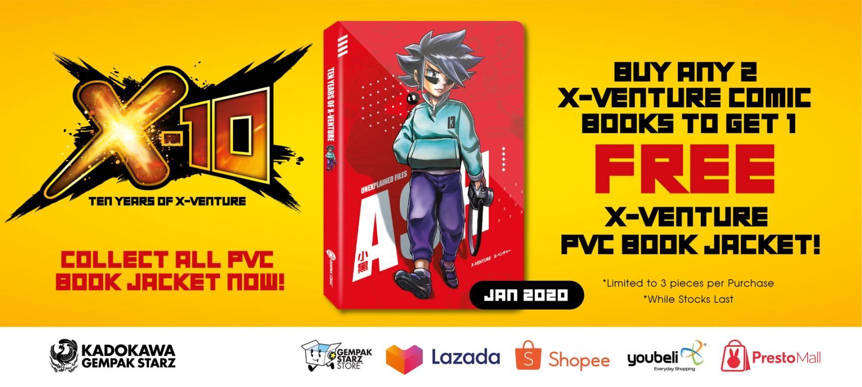 X-Venture PVC Jacket (Ash)