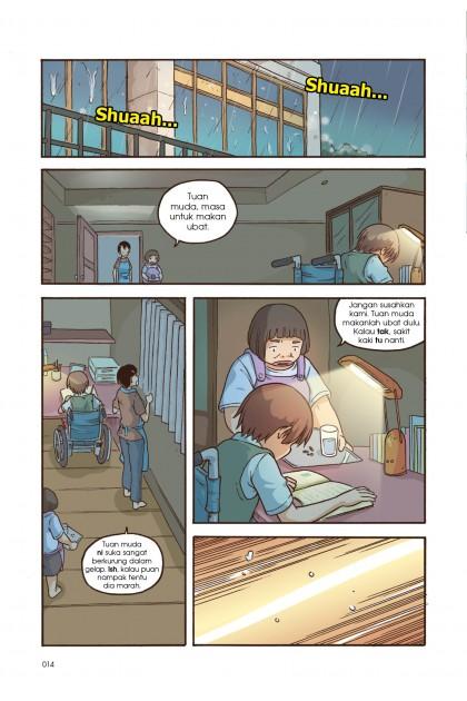 Siri Citra Kasih 07: Galau Di Hati