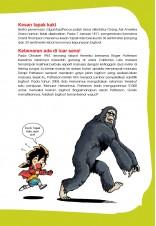 Siri X-VENTURE Makhluk Legenda 02: Menjejaki Bigfoot