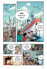 Siri X-VENTURE Makhluk Legenda 12: Amukan Raksasa Laut Dalam