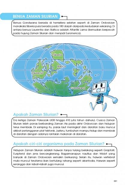 Siri X-VENTURE Dunia Dinosaur 02: Terperangkap Di Zaman Paleozoik