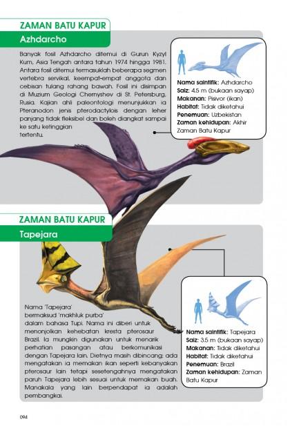 Siri X-VENTURE Dunia Dinosaur 08: Gahnya Raja Langit