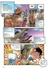 Siri X-VENTURE Dunia Dinosaur: Raja Samudera