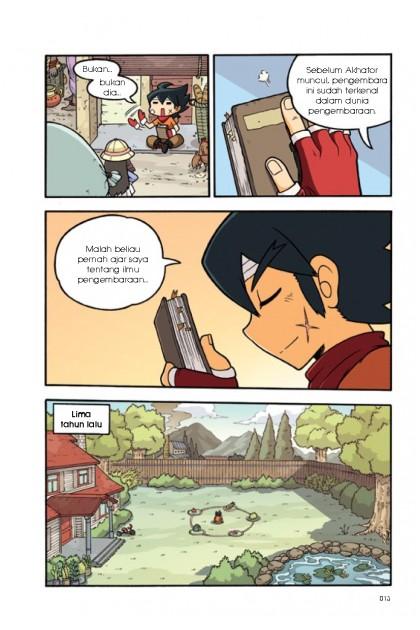 Siri X-VENTURE Era Jelajah Ulung 05: Samseng Lanun Jerung