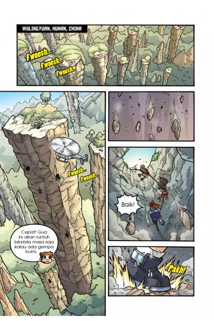Siri X-VENTURE Dunia Dinosaur II 01: Jura Purba Kembali