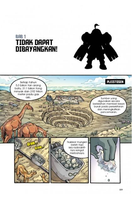 Siri X-VENTURE Dunia Dinosaur II 07: Sengketa Runtuhan Rahsia