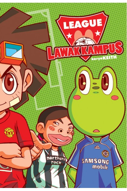Lawak Kampus: League