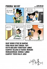 Lawak Kampus: Friends Edition