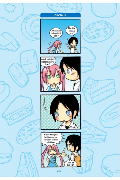 Lawak Ice Cream Baby: Sugary