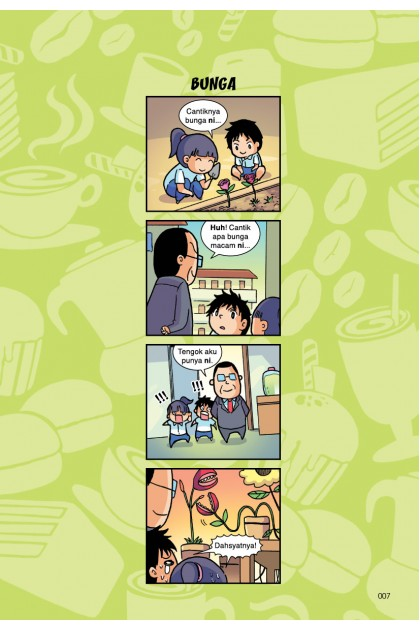 Lawak Junk Food Supper 05