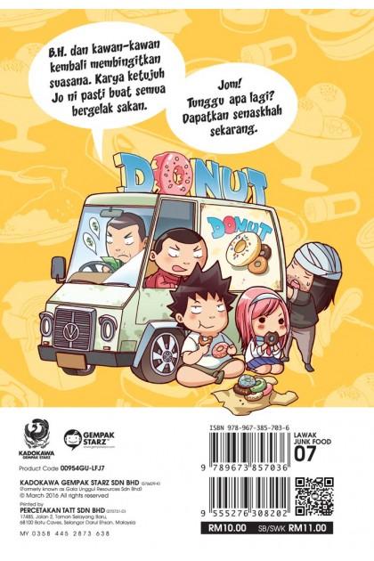 Lawak Junk Food 07