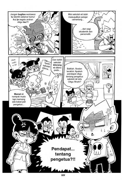 Lawak Pop Gang 02: Polis Sentri