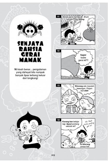 Lawak Pop Gang 05: Datuk Harimau