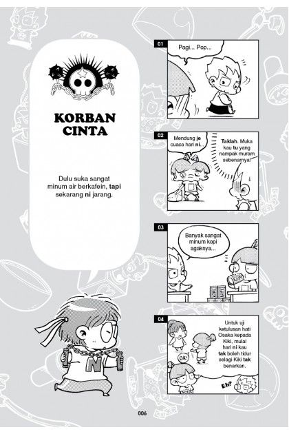 Lawak Pop Gang 08: Gashapon