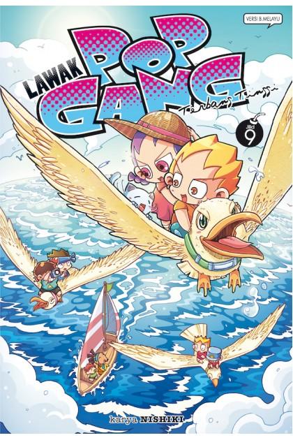 Lawak Pop Gang 09: Terbang Tinggi