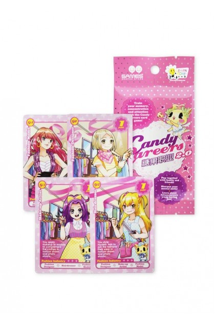CANDY CAREERS 2.0 EXPANSLON BOX SET