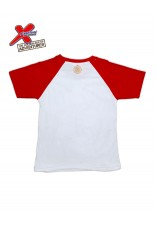 T-SHIRT GOLDEN AGE 2015 WHITE/RED