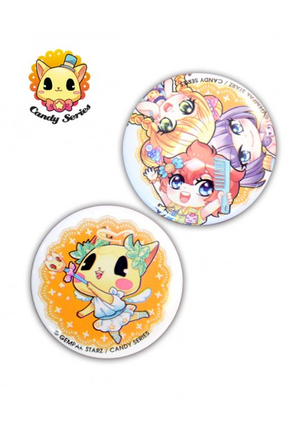 CANDY SERIES BADGE