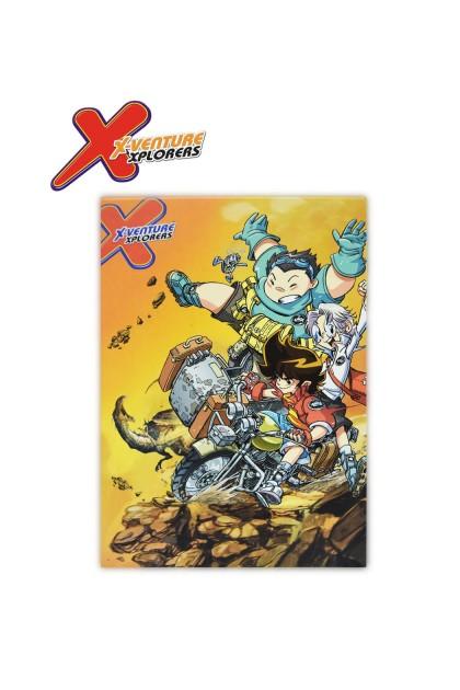X-VENTURE A6 NOTEPAD