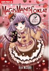 Magis Manis Coklat: Love Flake