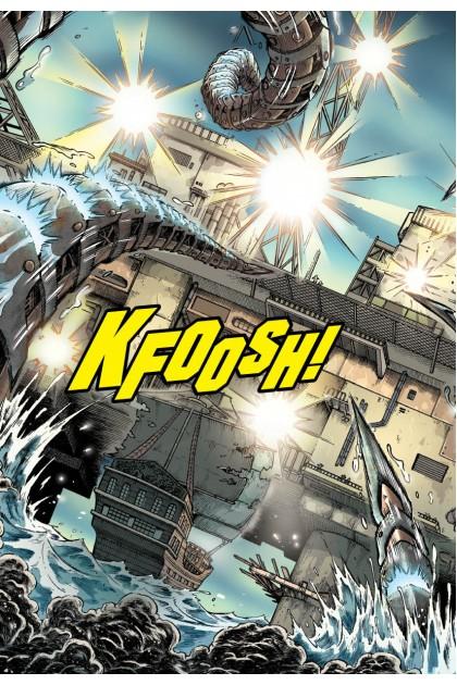 X-VENTURE Exobot Academy 03: Nautical Nemesis