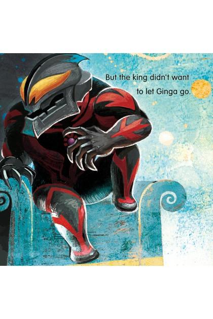 Run, Ginga!