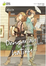 Magic Bean Cotton Candy 03: Dengarlah Alunan Presto Hatiku~