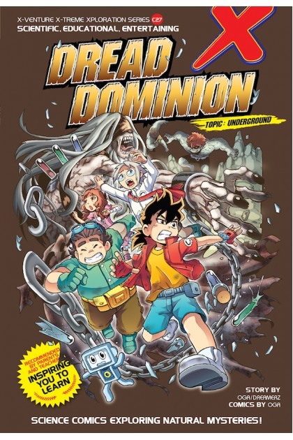 X-VENTURE Xtreme Xploration Series 27: Dread Dominion