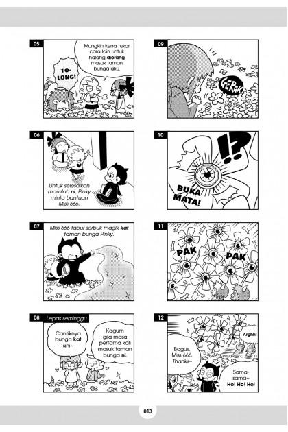 Lawak Pop Gang 14: Puteri Salju
