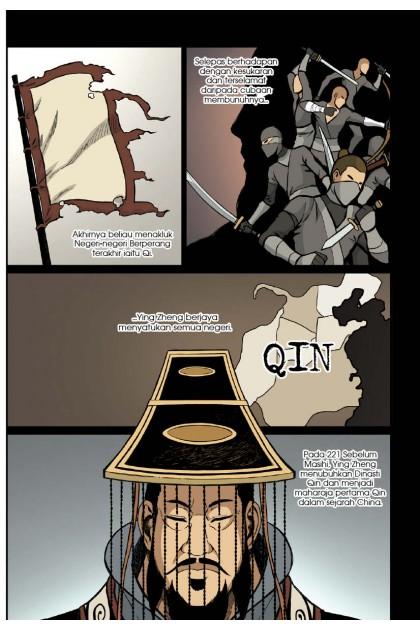 Fail Enigma-X 04: Makam Maharaja Qin Pertama x Piramid Mesir Tapak Purba