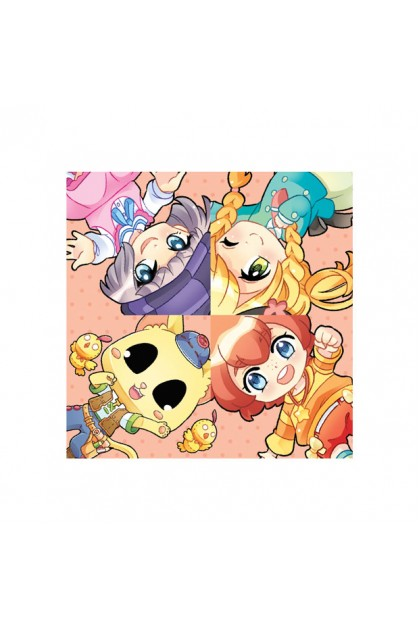 Candy Series Metalised Memopad