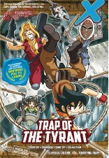 X-VENTURE The Golden Age of Adventures Series 16: Trap Of The Tyrant