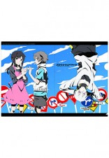 MEKAKUCITY ACTORS A4 File夾 A
