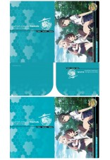 艦隊 Kankore Collection A4 Folder 雙袋資料夾 C
