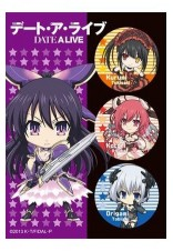 DATE A LIVE Mobile Cleaner 約會大作戰 手機擦貼 A