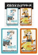MEKAKUCITY ACTORS Card Sticker   卡貼組 E