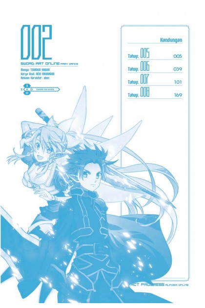 Sword Art Online: Fairy Dance 02 (Malay)
