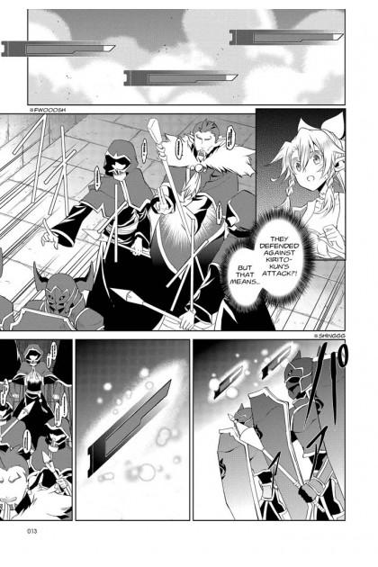 Sword Art Online: Fairy Dance 02 (English)