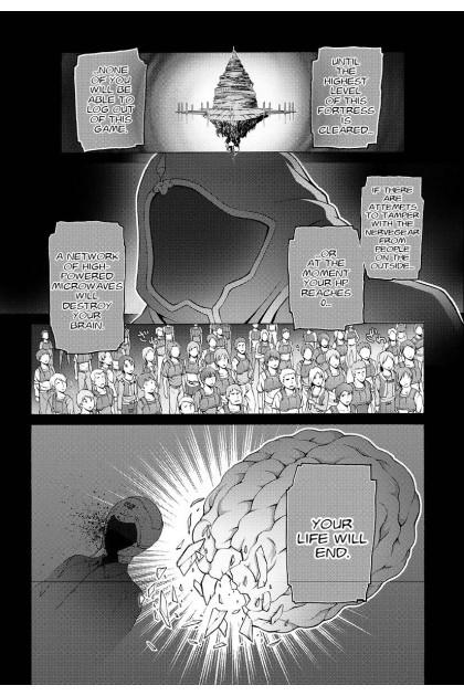 Sword Art Online: Phantom Bullet 01 (English)