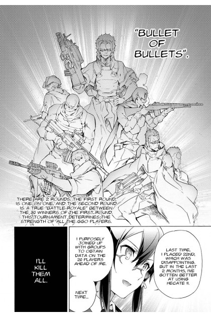 Sword Art Online: Phantom Bullet 02 (English)