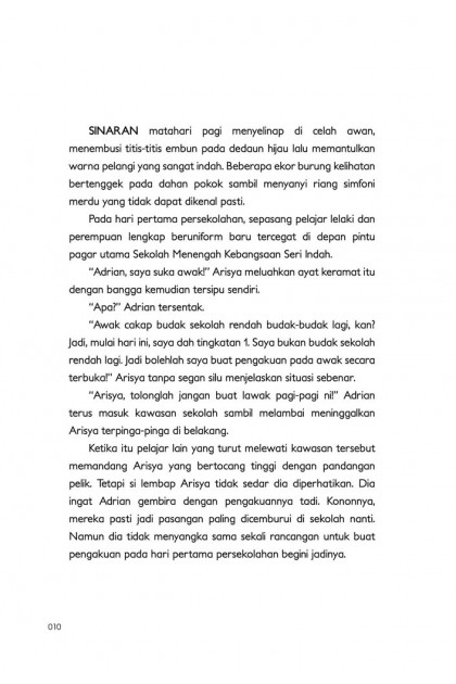 Magic Bean Cotton Candy 06: Akan Kujaring Cinta Hatimu
