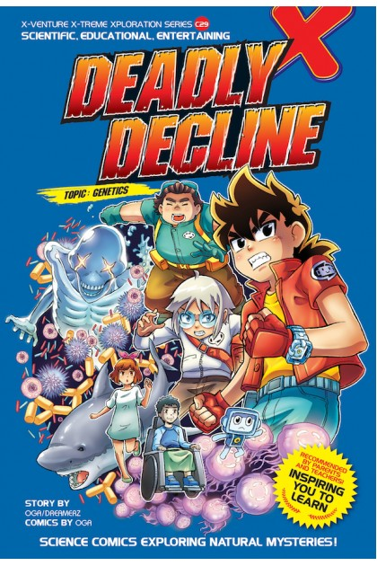 X-VENTURE Xtreme Xploration Series 29: Deadly Decline