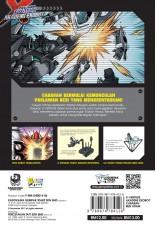 Siri X-VENTURE Akademi Exobot 06: Cabaran Besi Hitam