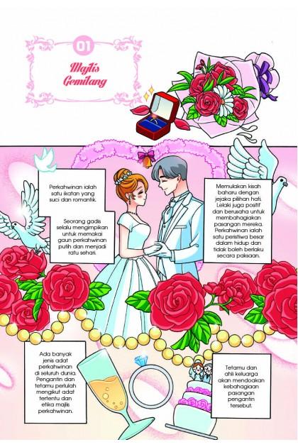 Siri Putera 15: Pengantin Diraja Topik: Adat Perkahwinan