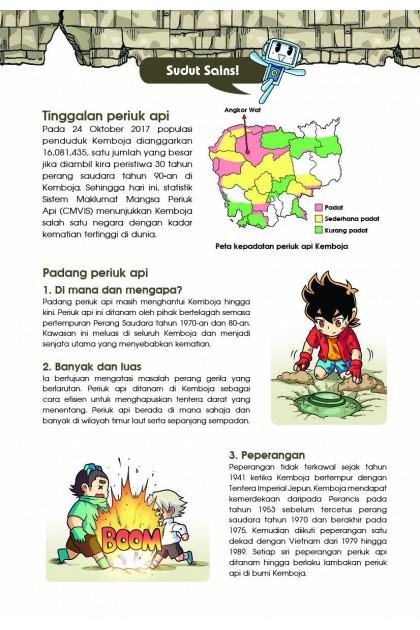 Siri X-VENTURE Eksplorasi Ekstrem 30: Misteri Angkor