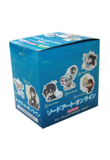 Sword Art Online Mini-charactered Trading Acrylic Key Ring