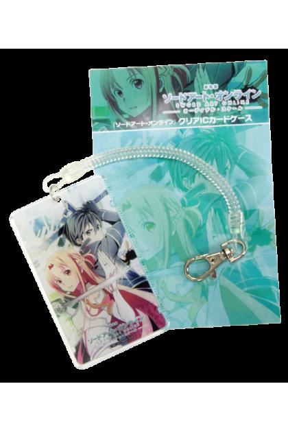Sword Art Online Clear Card Case