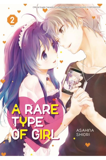 A Rare Type Of Girl 02 (End)